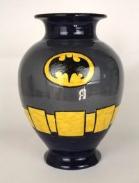 BATMAN - VASO IN CERAMICA-0